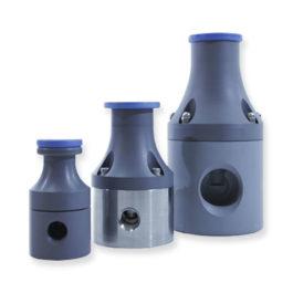 Válvulas de alívio de pressão