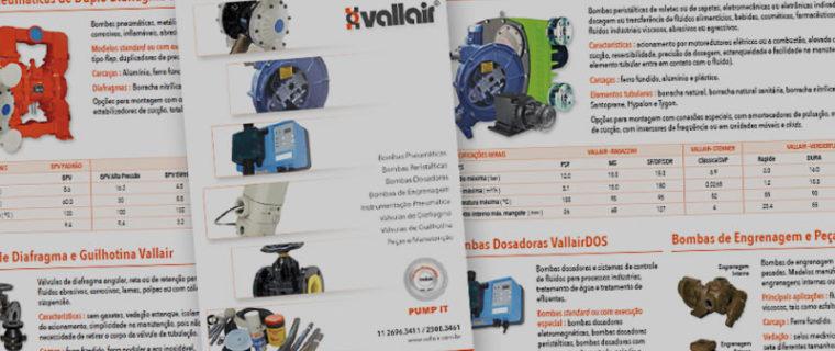 Catálogo Geral de Produtos Vallair