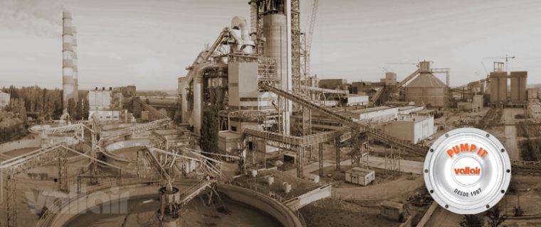 Soluções Vallair para Mineração