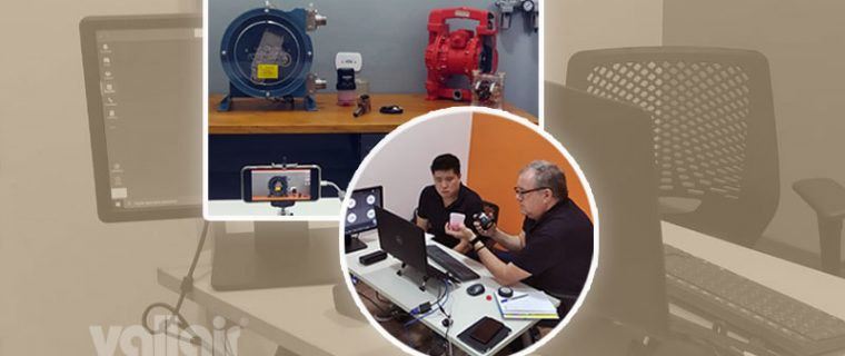 Vallair oferece atendimento por videoconferência